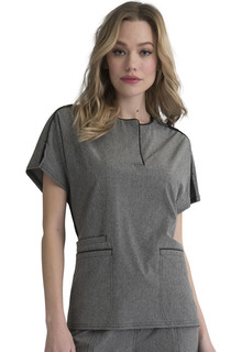 ELLE New Round Neck Top-Elle