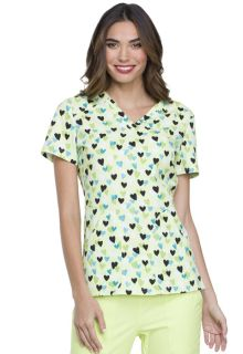 DEAL - ELLE Print Top - EL616-