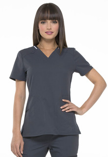 EL650 V-Neck Top-Elle