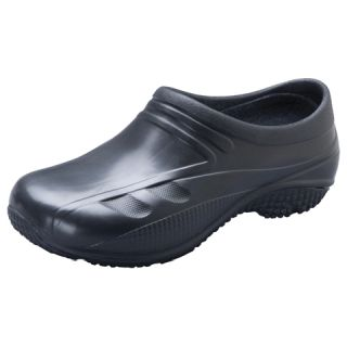 Slip Resistant Injected Closed Back Clog-