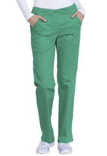 Genuine Dickies GD100 Mid Rise Straight Leg Drawstring Pant-Dickies