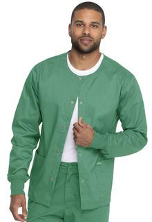 Genuine Dickies GD300 Unisex Warm-up Jacket-Dickies