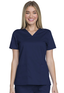 GD600 V-Neck Top-