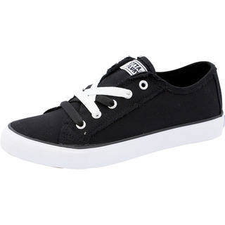 Footwear - Canvas Lace Up