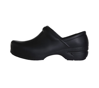 Footwear SR Antimicrobial Plastic Stepin-Anywear