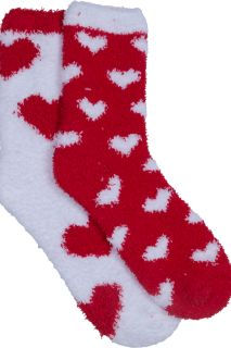 Gift Box Set 2 Pair Cozy Sock-