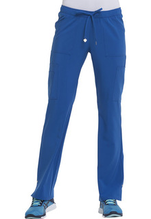 "Heartsoul ""Charmed"" Low Rise Ladies Drawstring Pant - HS025-Heartsoul"