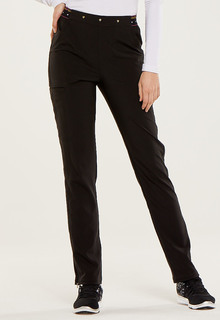 Natural Rise Tapered Leg Pant-