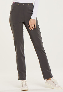 "WSL - HeartSoul ""Adored"" Natural Rise Tapered Leg Pant - HS045-Heartsoul"