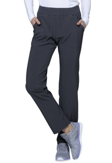 Mid Rise Tapered Leg Pant-