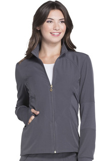 HS315 Zip Front Warm-up Jacket-Heartsoul