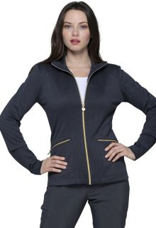 HS325 Zip Front Jacket-Heartsoul