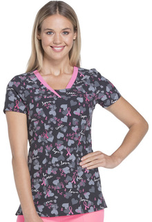 HS600 V-Neck Top-Heartsoul