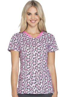 HS601 V-Neck Top-HeartSoul