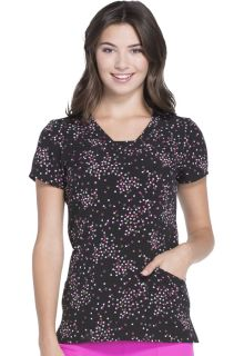 HS610 V-Neck Top-HeartSoul