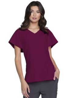 Heartsoul Love Always Medical HS735 V-Neck Top-Heartsoul