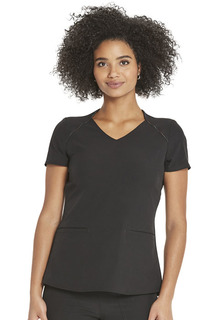 HeartSoul NEW 2 Pocket Scrub Top-Heartsoul