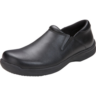 Slip Resistant Mens Step In Footwear-