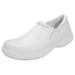 Slip Resistant Mens Step In Footwear