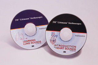 Littmann Edu CD Learning Lung Sounds-Littmann