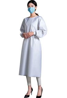 Box of 60 Premium Isolation Gown-