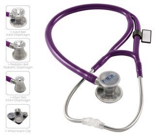 MDF ProCardial C3 Titanium Stethoscope-MDF