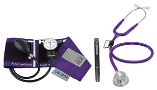 MDF Calibra BP & Acoustica Stethoscope KIT-MDF