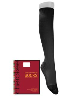 1pr of 18 mmHg Compression Sock-Cherokee Medical