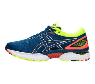Asics Footwear Mens Gel Nimbus 22-