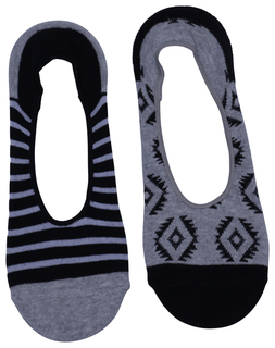 1-3pr pack of Peek A Boo Socks-Cherokee Medical