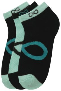 SPARK 1-3pr pack of No Show Socks-Cherokee Medical