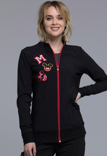 TF305 Zip Front Warm-Up Jacket-Tooniforms