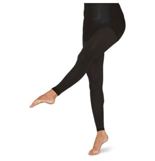 10-15 mmHg Footless Opaque Tights-Therafirm