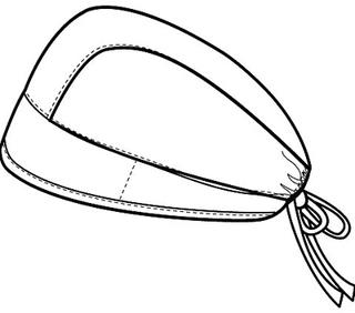 TF506 Scrub Hat-Tooniforms