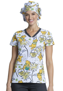 TF599 Bouffant Scrubs Hat-