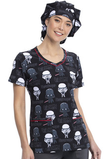 TF599 Bouffant Scrubs Hat-Tooniforms