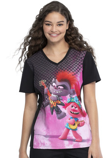 TF627 - Disney + Halloween Print Tops by Tooniforms-Tooniforms