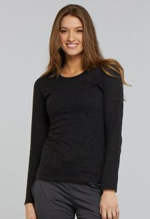 TF662 Long Sleeve Underscrub Knit Tee-Tooniforms