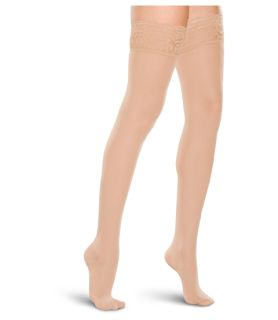 15-20 mmHg Thigh High Lace Top-Therafirm