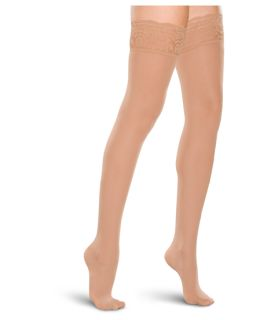 20-30 mmHg Thigh High Lace Top-Therafirm