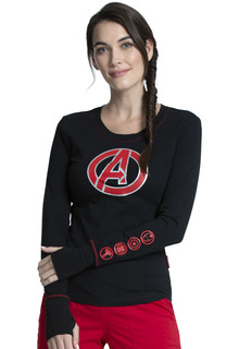Avengers NEW Knit Hero Tee-Tooniforms