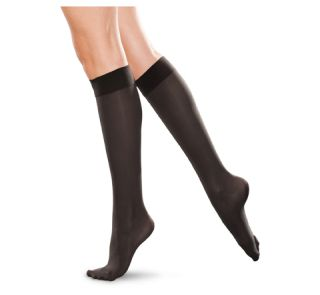 30-40 mmHg Knee-High Closed Toe-