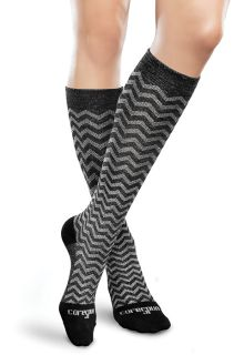 10-15Hg Light Support Sock-Therafirm