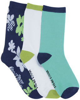 THINKPOSEYTIVE 1-3pr pack of Crew Socks-HeartSoul