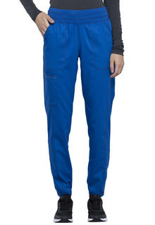 WW011 Natural Rise Tapered Leg Jogger Pant-