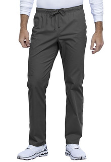 Cherokee Workwear Medical WW Professionals Unisex Unisex Straight Leg Drawstring Pant-Cherokee Workwear