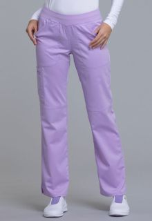 WW110 Mid Rise Straight Leg Pull-on Pant-