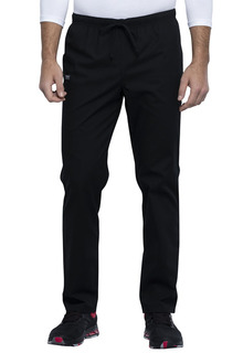 Cherokee Workwear Professionals Unisex No Pocket Scrub Pants- WW125-Cherokee Workwear