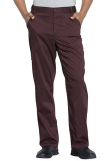 Revolution Men's Fly Front Pant-Cherokee Workwear