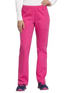 Mid Rise Straight Leg Pull-on Cargo Pant-Cherokee Workwear